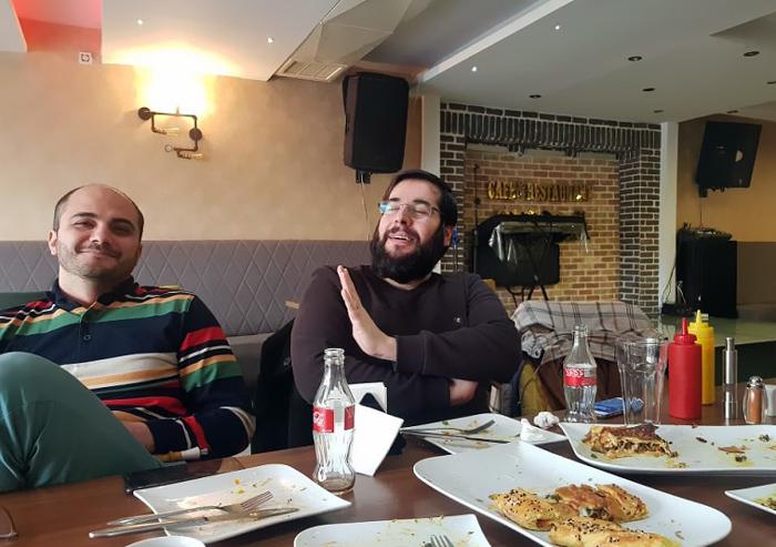 جلسه طراحی کمپین