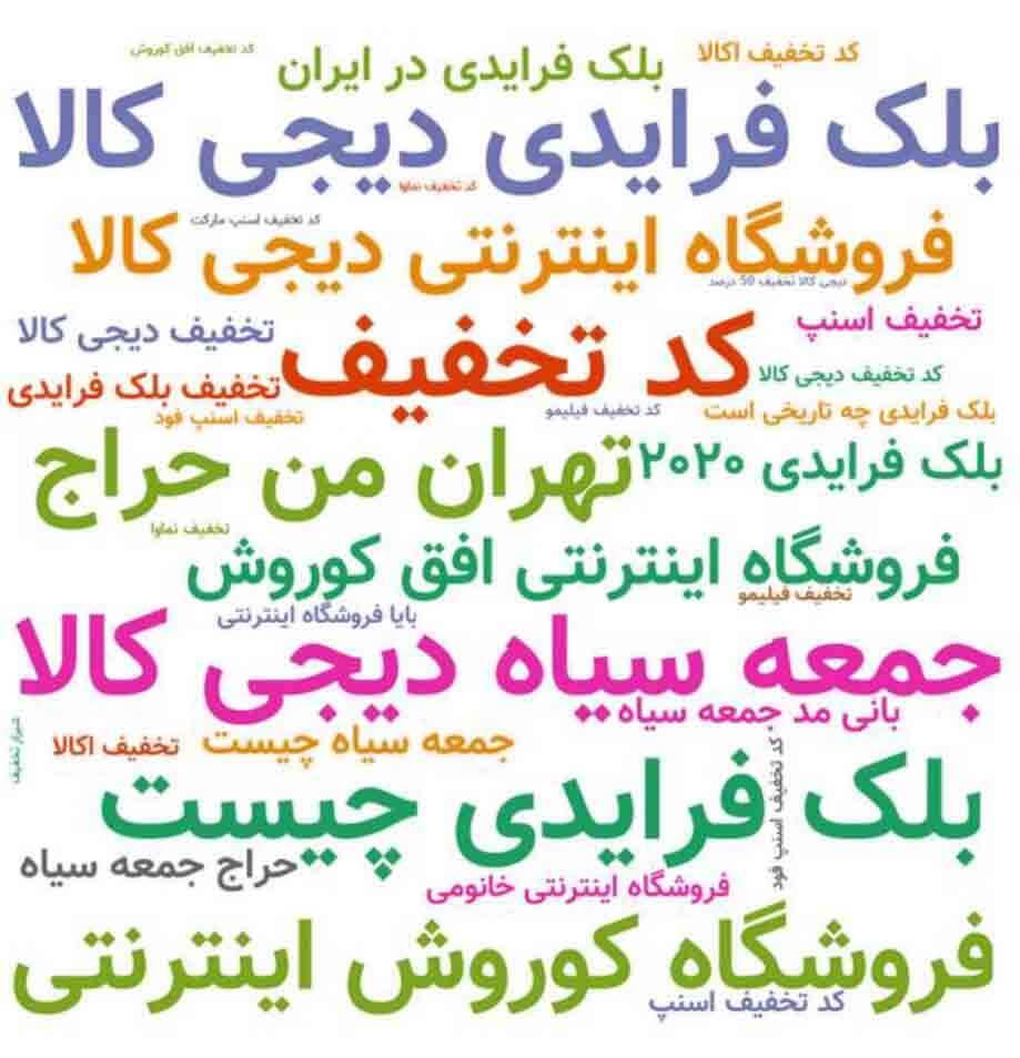 موضوعات داغ در جستجوهای کاربران ایرانی در گوگل